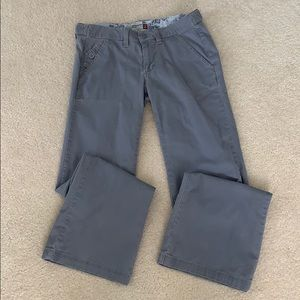 Old Navy  Stretch Blue Wide Legged Pants
